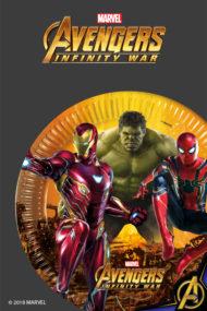 Avengers Infinity War by Procos