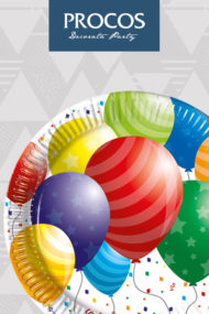 Balloons Celebration by Procos