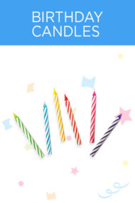 Birthday Candles by Procos