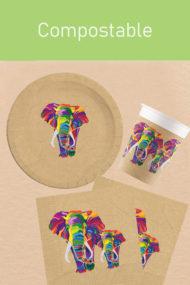 Elephant by Procos