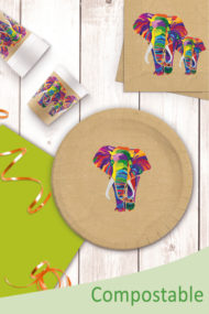 Elephant Compostable by Procos