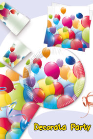 Flying Balloons by Procos
