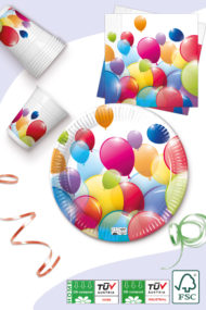Flying Balloons Compostable by Procos