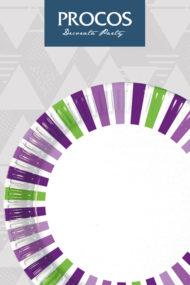Grape Stripes by Procos