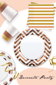 Gold, Rose Gold & Copper by Procos