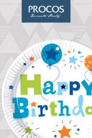 Happy Birthday Boy by Procos
