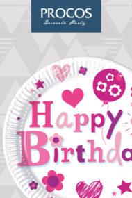 Happy Birthday Girl by Procos
