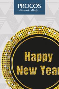 Happy New Year Retro by Procos