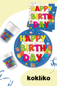 Happy Birthday Kokliko by Procos