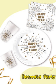 Happy New Year Flares by Procos