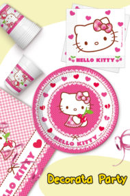 Hello Kitty Hearts by Procos