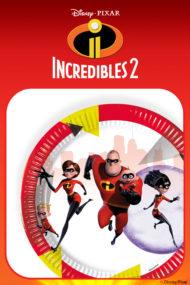 Disney Pixar Incredibles 2 by Procos