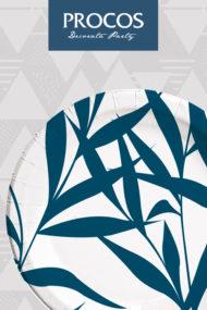 Indigo Leaves by Procos