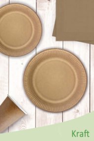 Kraft Tableware by Procos