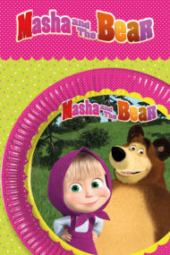 Masha And The Bear by Procos