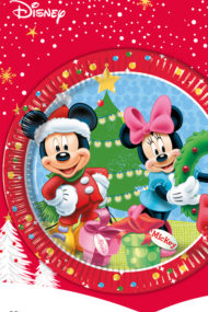 Mickey Christmas Time by Procos