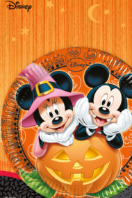 Mickey Halloween by Procos