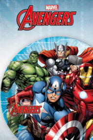 Mighty Avengers by Procos