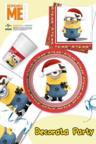 Minions Christmas by Procos