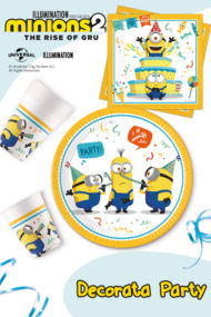 Minions: The Rise of Gru by Procos