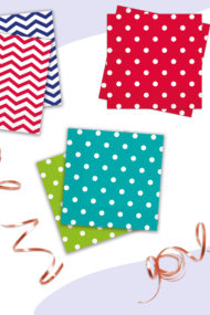 Napkins & Dots by Procos
