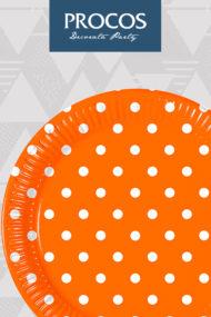 Orange Dots by Procos