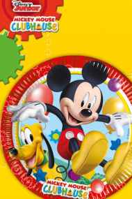 Playful Mickey by Procos