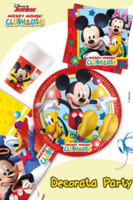Playful Mickey by Procos