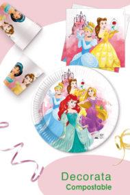 Princess Fabulous Compostable by Procos
