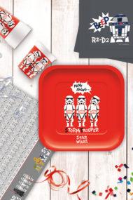 Star Wars Paper Cut by Procos