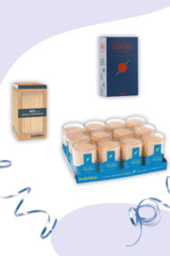 Toothpicks, Bamboo Skewers by Procos