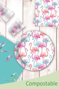 Tropical Flamingo by Procos