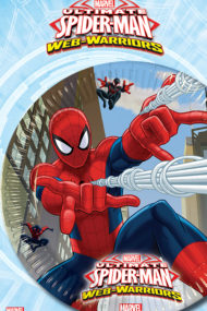 Ultimate Spiderman Web Warriors by Procos
