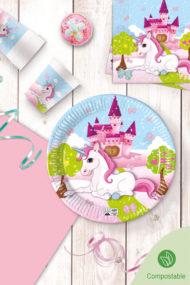 Unicorn Compostable by Procos