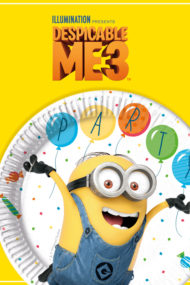 Minions Balloons Party by Procos