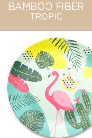 Decorata™ Bamboo Fiber Tropic Set by Procos