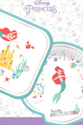 Ariel Under The Sea by Procos