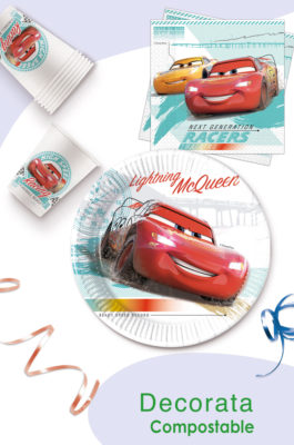 Cars High Speed Compostable by Procos