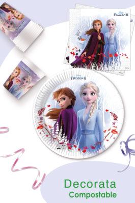Frozen 2 Destiny Awaits Compostable by Procos