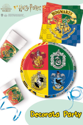 Harry Potter Hogwarts Houses by Procos