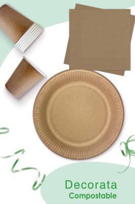 Kraft Tableware by Procos