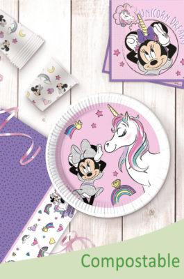 Minnie Unicorn Dreams by Procos