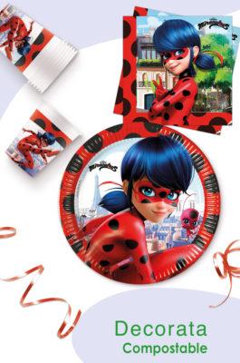 Miraculous Ladybug Compostable by Procos