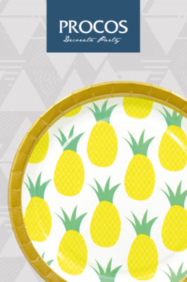 Pineapple Fresh by Procos