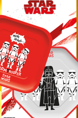 Star Wars Paper Cut by Procos