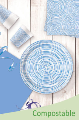 Blue Circles by Procos