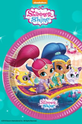 Shimmer & Shine Glitter Friends by Procos