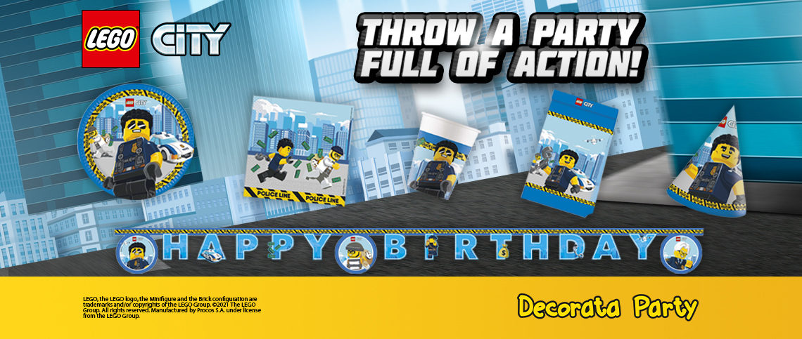 Lego City Action Range!