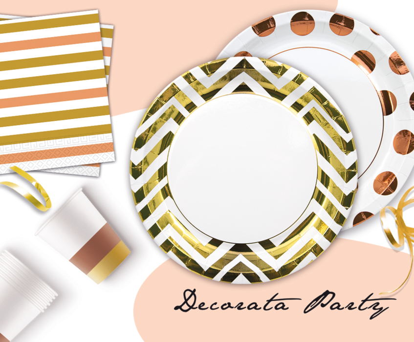 Private label tableware sets
