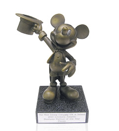 Disney Business Partner of the Year Award - Procos